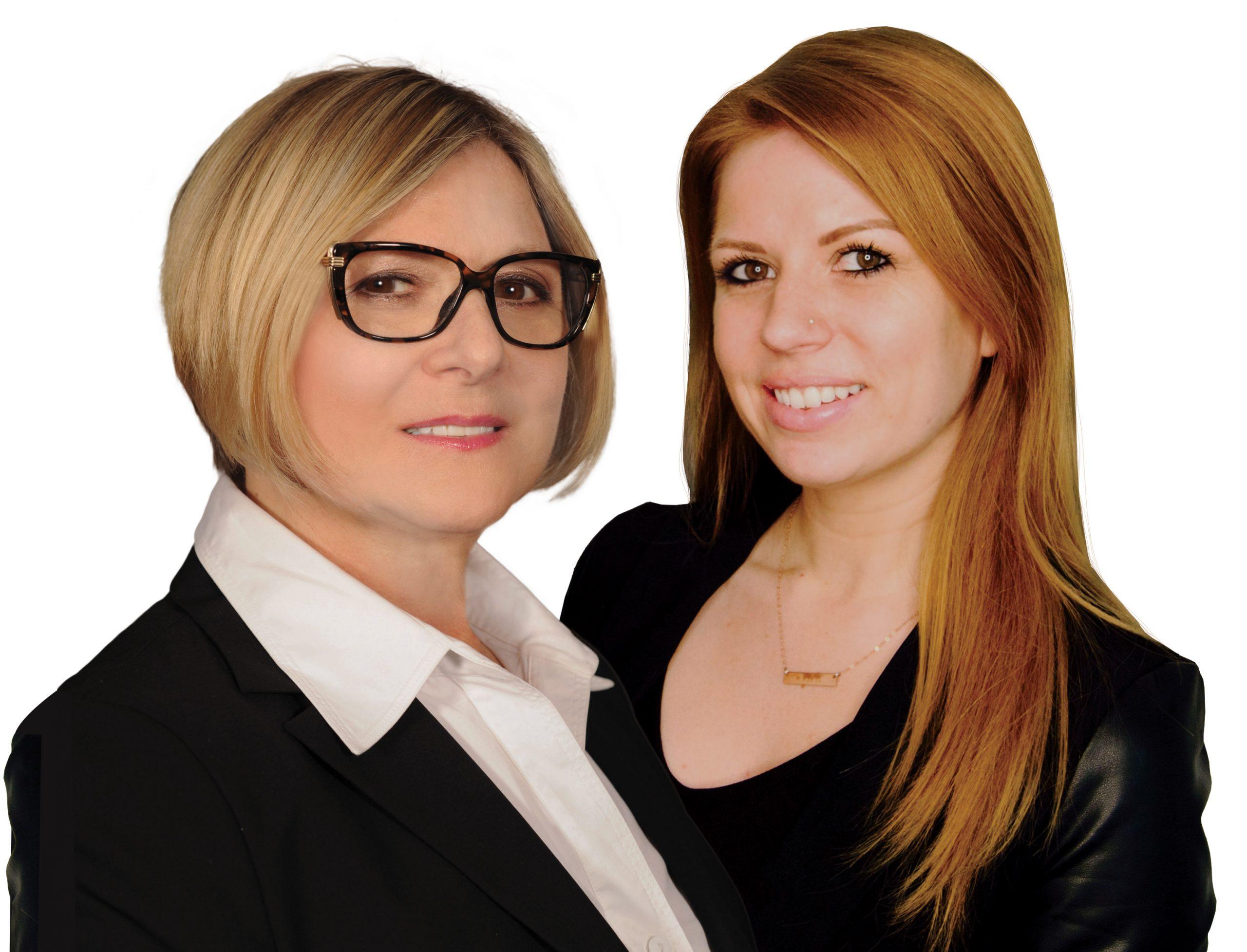Rose Kutzko and Trisha Wilson of The Property Team